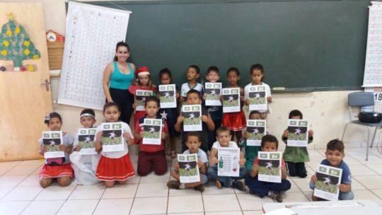Entrega das avaliações físicas para rede municipal de Centenário do Sul – PR