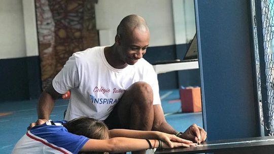O COLÉGIO INTERATIVA realizou em 2019 o acompanhamento mapeado do crescimento físico de seus alunos através do Sistema Ginasium Educação em Saúde.